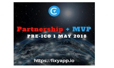 PR: With MVP and Partnership in Hand, Fixy Network Is Primed to Launch Its Pre-ICO