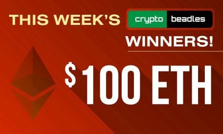 Winna Winna Etha Dinna Ethereum Giveaway and Tron (TRX) Updates