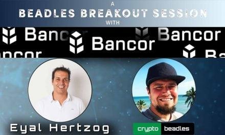 WOW Bancor Tech Guru Eyal Hertzog and VC Mogul Tim Draper tells us about (BNT)