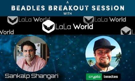 From the Bahamas Covering Huge Crypto Ambitions with LaLa World (LaLa) Founder Sankalp Shangari
