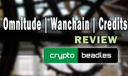 Omnitude, Wanchain and Credits Review and Ledger Give Away PT 2 of 3