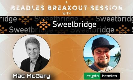(SWC) Meet Mac with Sweetbridge and learn about their Crypto Biz