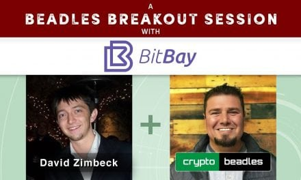 Huge Interview With David Zimbeck of BitBay (BAY) A Beadles Breakout Session
