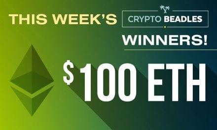 NAC3, KeepKey and Ethereum Winners Announced (Crypto)