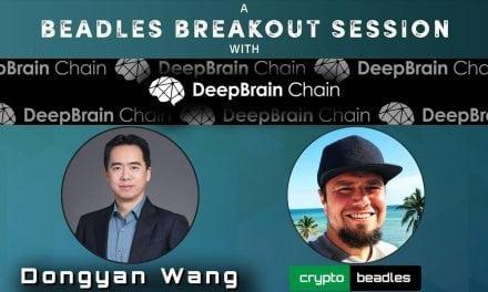 HUGE news from DBC Deep Brain Chain (Crypto) Chief AI Officer Dongyan Wang