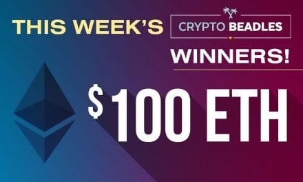 $1000 Giveaway, NAC3 Tickets and a KeepKey Crypto Wallet