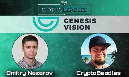 (GVT) Genesis Vision and Monarch Token Partnership (MT)(MTS)(Crypto)