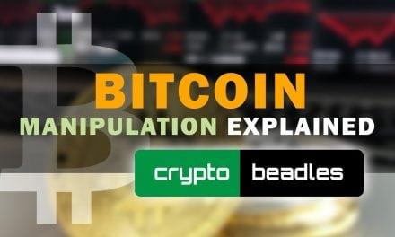 Bitcoin Market Manipulation Explained