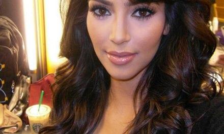 Kim Kardashian Receives Her First Physical Bitcoin
