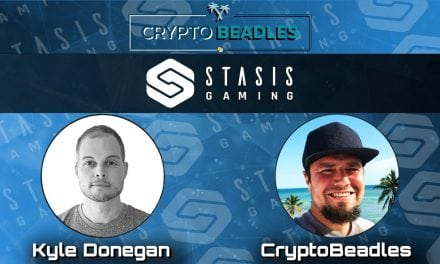 Stasis Gaming and their crypto rewards (BEF2018)