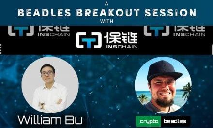 NEW Crypto ICO insChain (GETX) CEO William Bu Interview