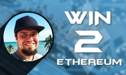 WIN 2 Ethereum LOGO Design and Slogan Contest