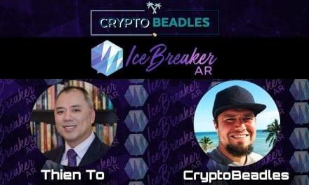 IcebreakerAR (ICE) where Social Media Meets AR on the BlockChain