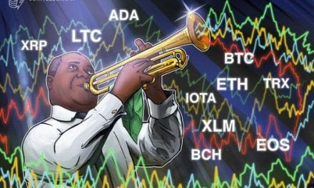 Bitcoin, Ethereum, Ripple, Bitcoin Cash, EOS, Litecoin, Cardano, Stellar, IOTA, TRON: Price Analysis, August 01