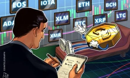 Bitcoin, Ethereum, Ripple, Bitcoin Cash, EOS, Stellar, Litecoin, Cardano, Monero, IOTA: Price Analysis, August 13