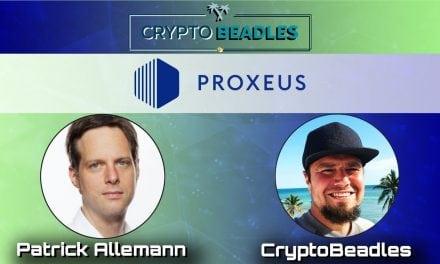 (CRYPTO) Meet Proxeus and their blockchain solutions