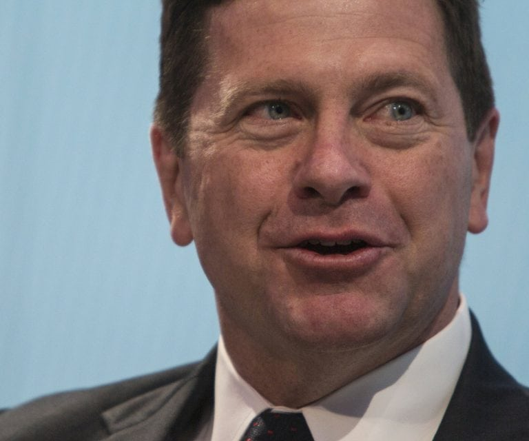 Bitcoiners Hope to Have a Friend in Top US Regulator Jay Clayton