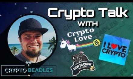 Lets Talk Crypto! W/Crypto Crow, Crypto Love, I Love Crypto and Me!