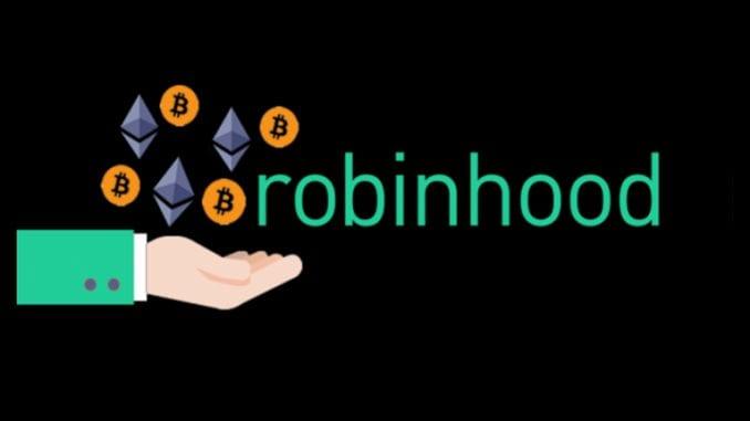 Since Embracing Bitcoin, Robinhood App Value Jumps to $5.6 Billion