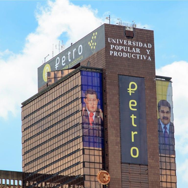 Reuters: Venezuela's Petro Has No Users, No Investors and No Oil to Back It Up