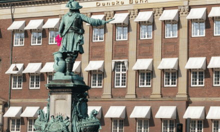 Danske Bank's Alleged Money Laundering Now Totals $234 Billion, CEO Quits