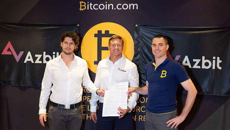 PR: Roger Ver Joins Azbit Crypto Exchange Advisory Board