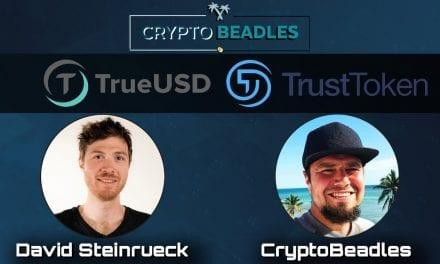 (CRYPTO) Meet the StableCoin TrueUsd (TUSD) from TrustToken 🏦