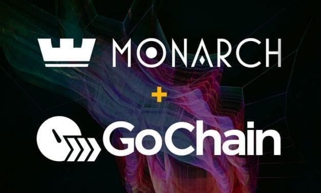 GoChain (GO) Select Monarch As Wallet Partner