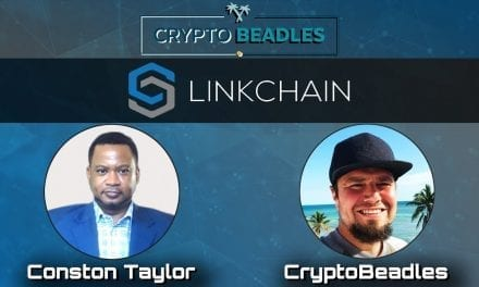 (Crypto) LinkChain CEO Conston Taylor Interview