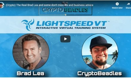 Brad Lea Cryptocurrency Bitcoin & Success Video Interview Launched