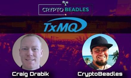 Crypto Companies, TxMQ is helping Dapps build on Hashgraph🛠