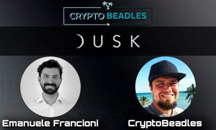Crypto talk with Co-Founder of Dusk Network breaking it all down for us