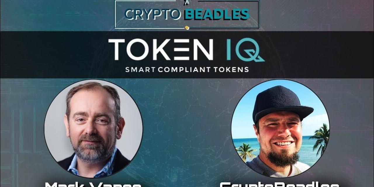 (Crypto) TokenIQ SAAS for Security Token offerings (STO)