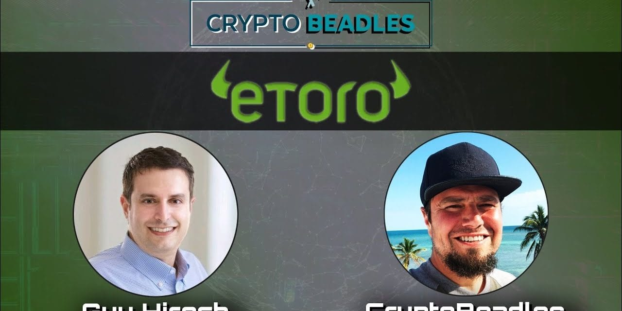 Etoro just marketing #hodl or a real Crypto Exchange?