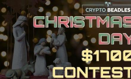 Bitcoins Satoshi Nakamoto Tulip Trust $1,700 Crypto Christmas Contest!🎄🚀💰