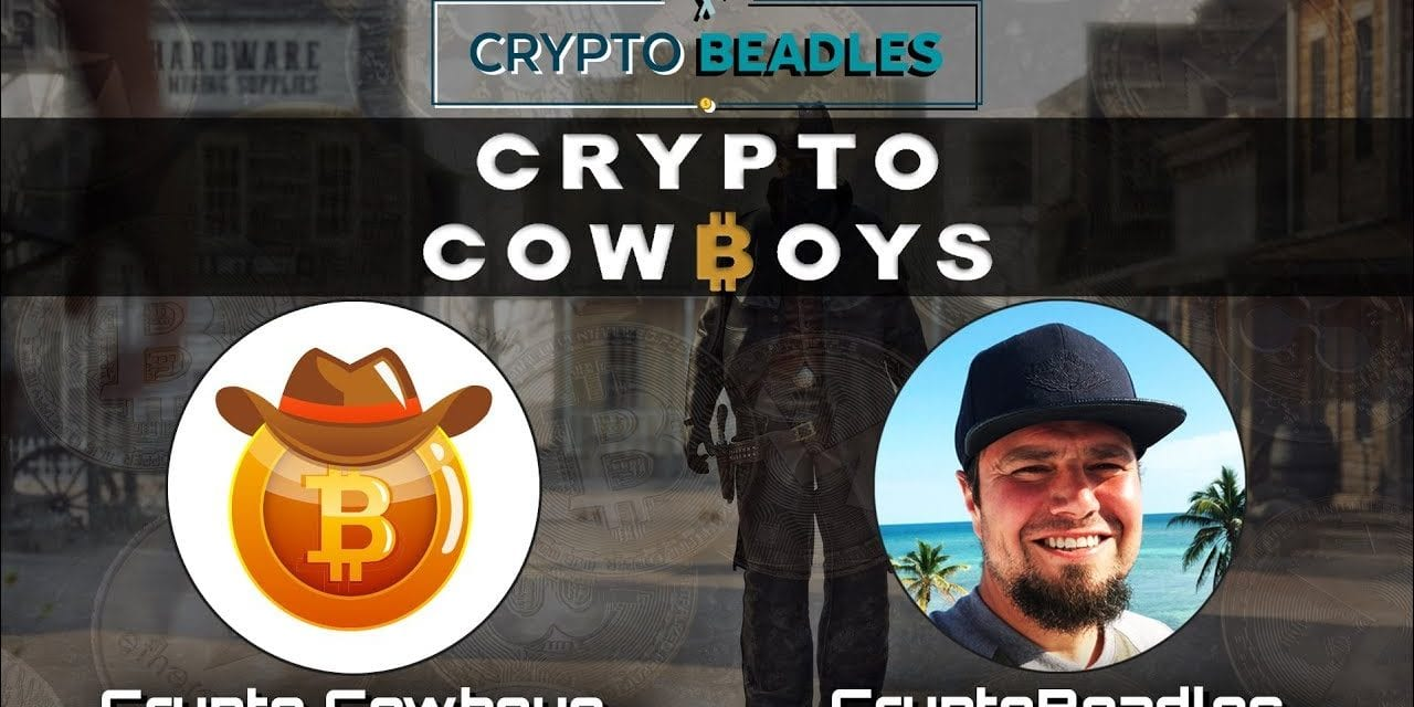 Crypto Cowboys interviews me on Bitcoin, Blockchain, Monarch and more