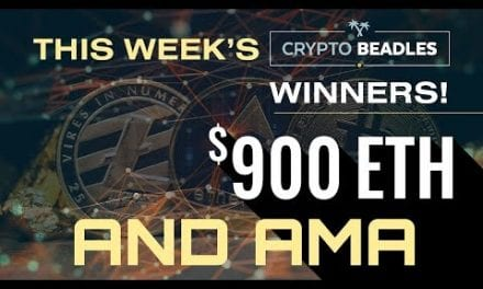 Bitcoin Blockchain and Crypto Talk! $900 in Ethereum Giveaways! AMA and More