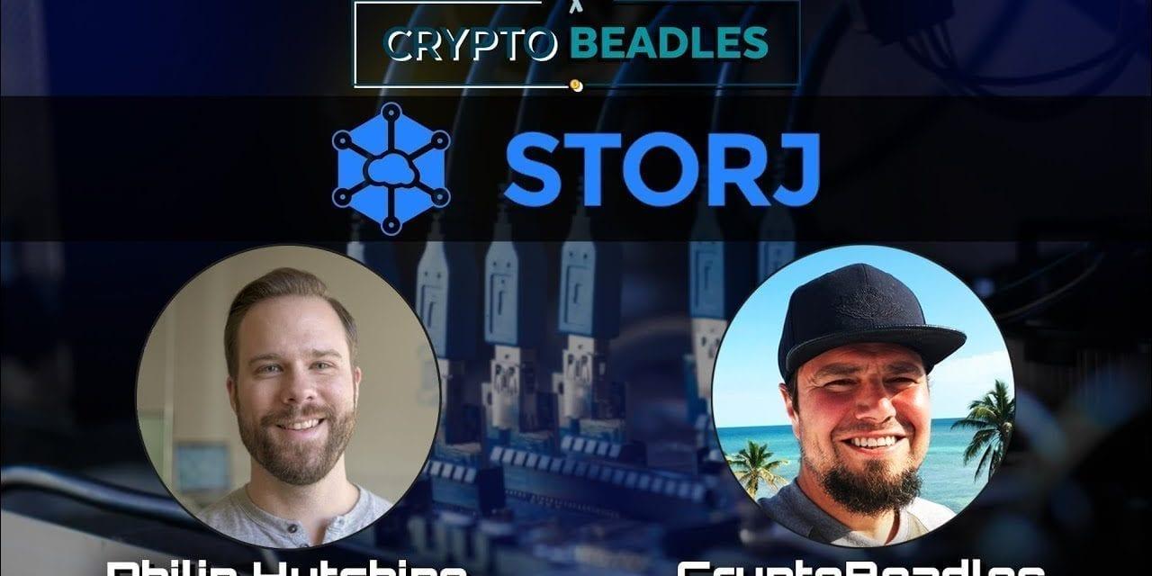 Storj update! Blockchain, crypto, decentralized file storage V3 🚀