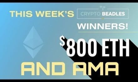 LIVE!! $800 Giveaways, Crypto, Bitcoin, Blockchain, IOST, Tron, Blockport, Trace Mayer, AVION & AMA!