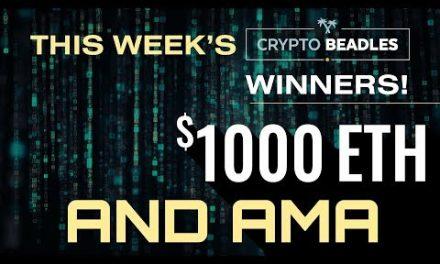LIVE!! $1,000 Giveaways, Crypto, Bitcoin, Blockchain, XRP, Brock Pierce, Mt Gox, Gox Rising!