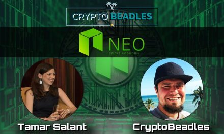 ⎮NEO⎮Crypto and Blockchain chat with Tamar Salant