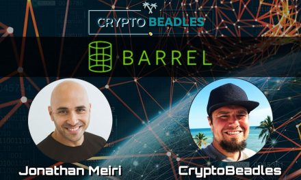 ⎮Barrel Network BRN⎮⎮NEO⎮Crypto and Blockchain Data Solutions