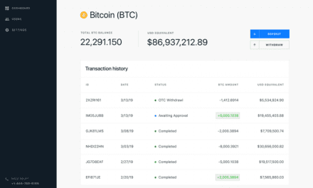 Coinbase Custody Unveils New Cold Storage Cryptocurrency Trades