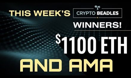 LIVE! $1,100 Giveaways, Sirin Labs Finney Phone Unveiling, Crypto and Blockchain Chat!