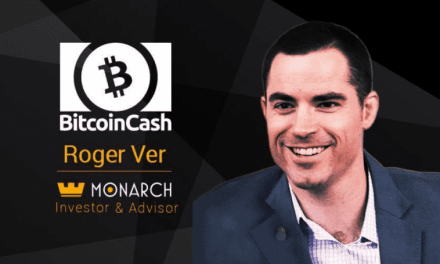 PR: Roger Ver Joins Monarch as Investor & Advisor, Bitcoin Cash Now Supported In-App