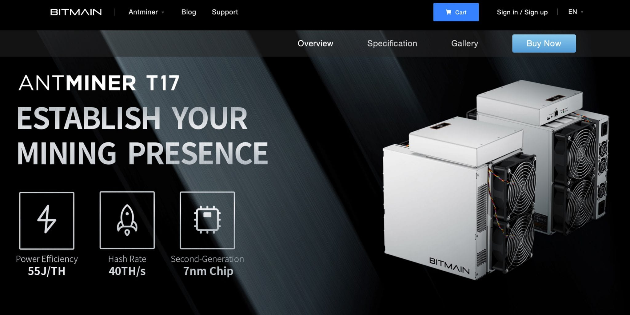 Bitmain Aims to Leapfrog Competition With Its Next-Gen Bitcoin Miner