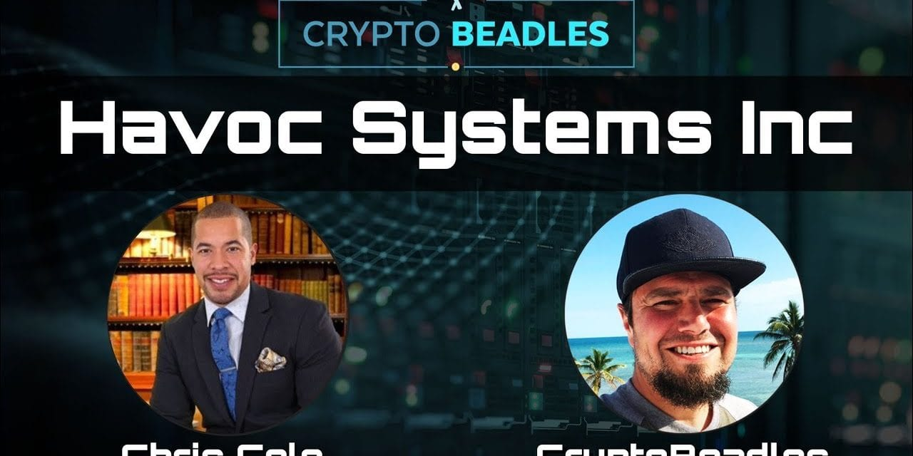 ⎮Chris Cole⎮Havoc Systems⎮Blockchain and crypto for supplements