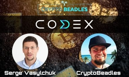 ⎮Codex⎮Blockchain and Crypto Exchange Q&A with CEO Serge Vasylchuk