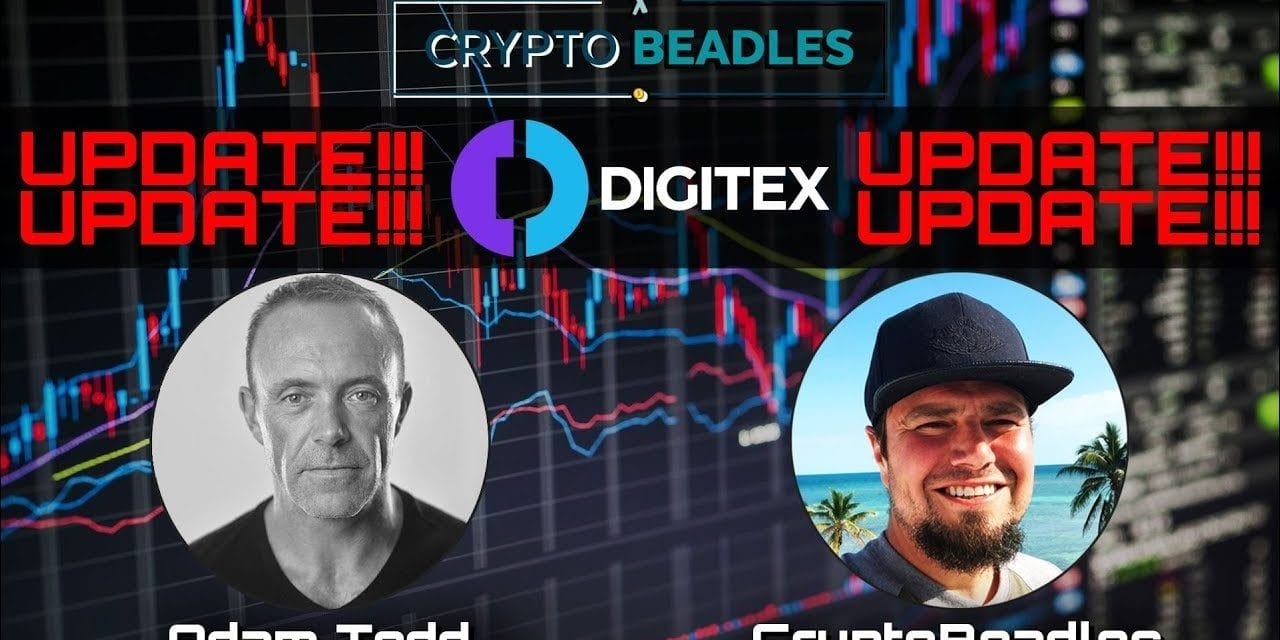 ⎮Digitex Futures⎮UPDATE⎮Blockchain and Crypto Exchange ⎮DELAYED⎮DGTX⎮WARNING FOUL LANGUAGE