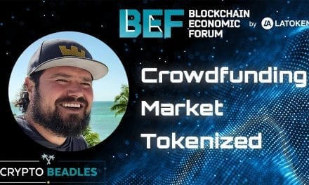 | Crowdfunding Market Tokenized | Cryptocurrency Panel at LAToken's Blockchain Economic Forum in SF